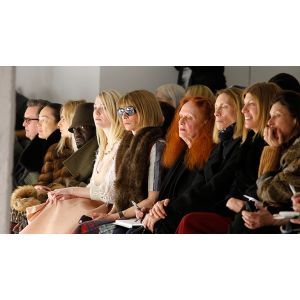 Historia de las grandes editoras de moda